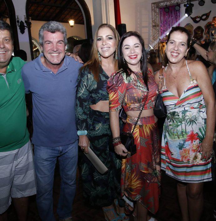 Jorge Arruda, Sergio E Silvana Aguiar, Rose Ximenes, Fernanda E Lolo Aguiar