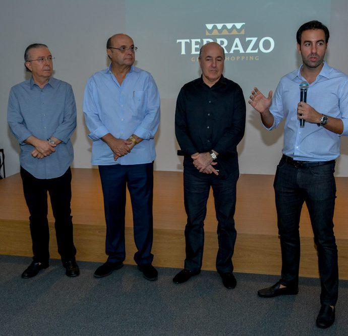 José Antonio Melo, Fernando Cirino, Silvio E Vitor Frota