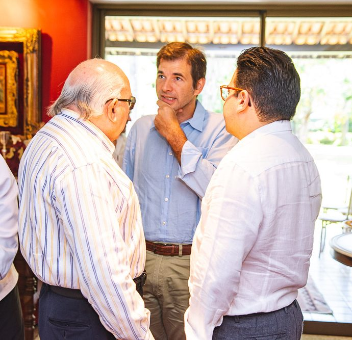 Jose Carlos Pinheiro, Germano Franck E Edmilson Pinheiro