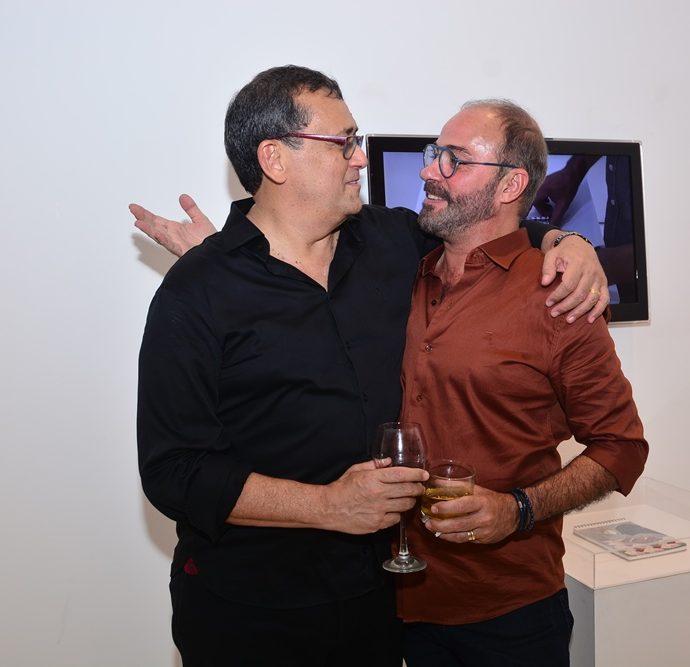 José Guedes E Marcus Novais