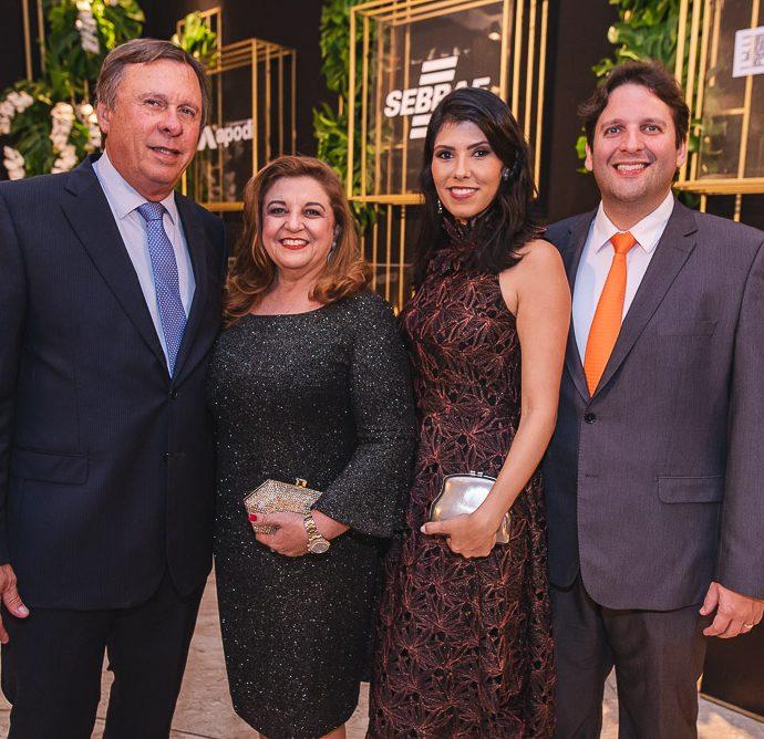 Jose, Jaqueline, Flavia E Daniel Simoes