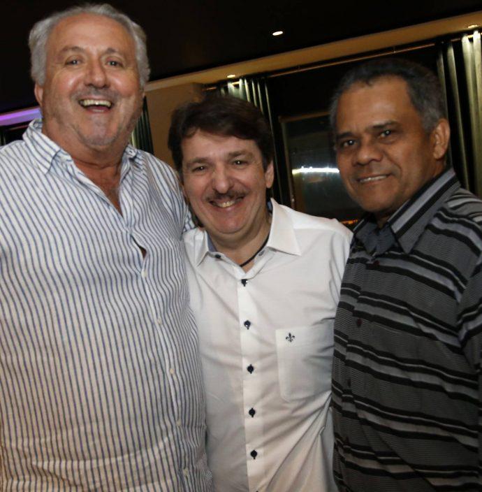 Jose Moraes, Raimundinho Feitosa E Eudson Moraes