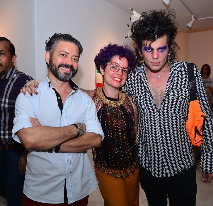 José Nascimento, Fernanda Lima Verde E Sergio Gurgel