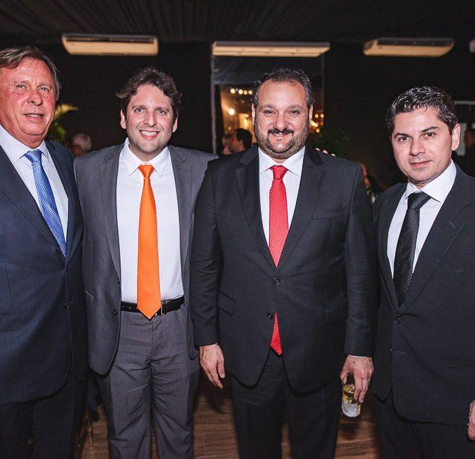 Jose Simoes, Daniel Simoes, Patriolino Dias E Pompeu Vasconcelos