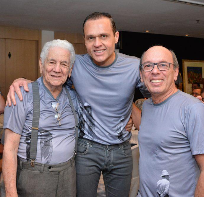Jose Torres De Melo, Eduardo Diogo E Andre Montenegro