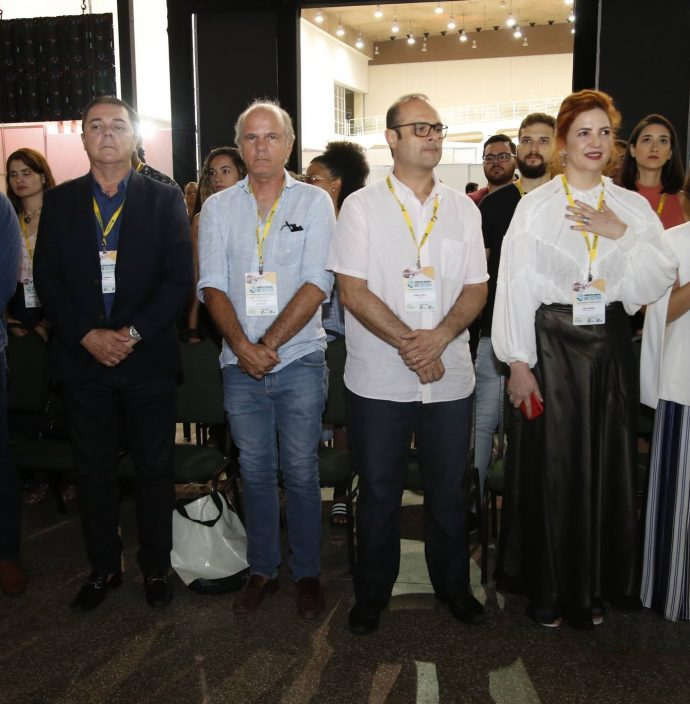 Jose Verissimo, Eliseu Barros, Joao Carlos, Daniel Fiuza, Enid Camara E Micheline Escossia