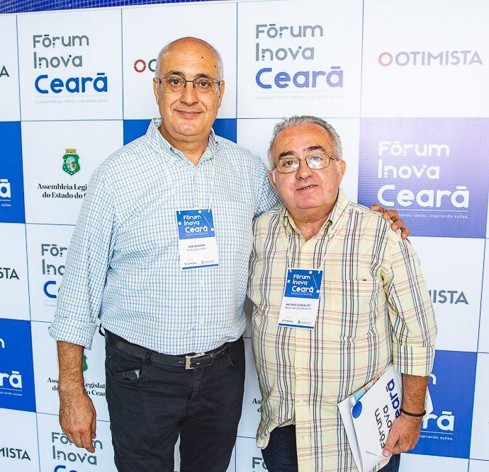 Jose Wahnon E Antonio Goncalves