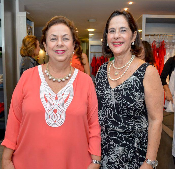 Julia Filomeno E Cristina Miranda
