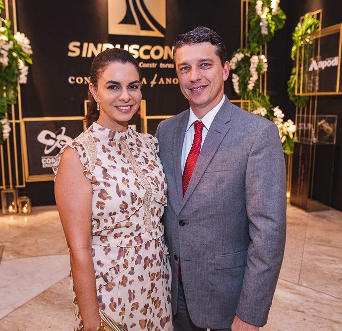 Juliana Barroso E Andre Siqueira
