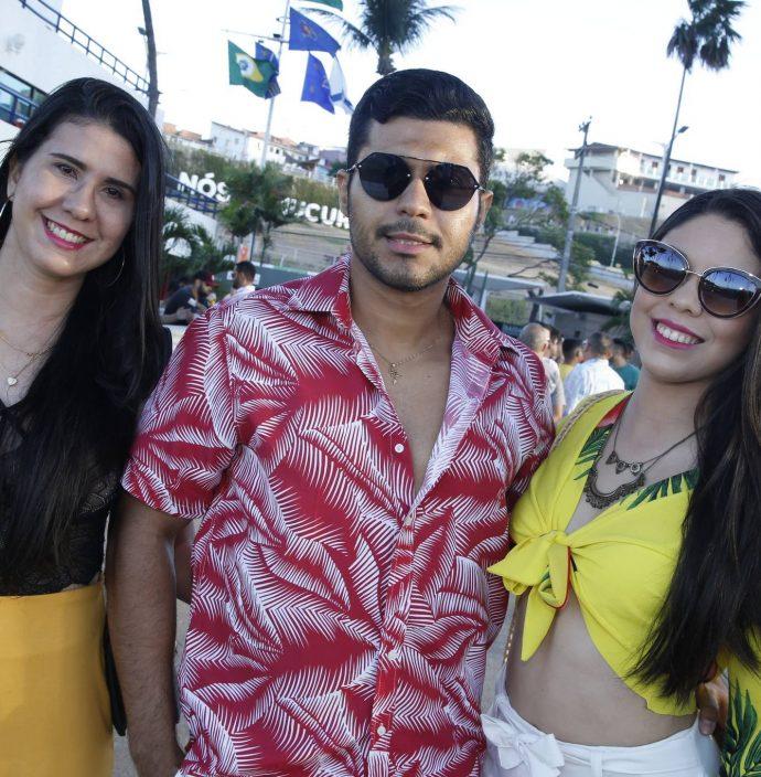 Juliana E Ricardo Oliveira E Ana Gabriela