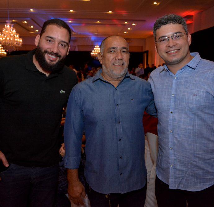 Junior Gadelha, Domingo Sávio E Felipe Ribeiro