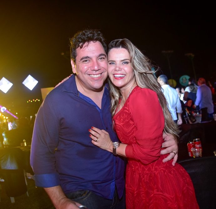 Junior Santhiago E Lilian Karine