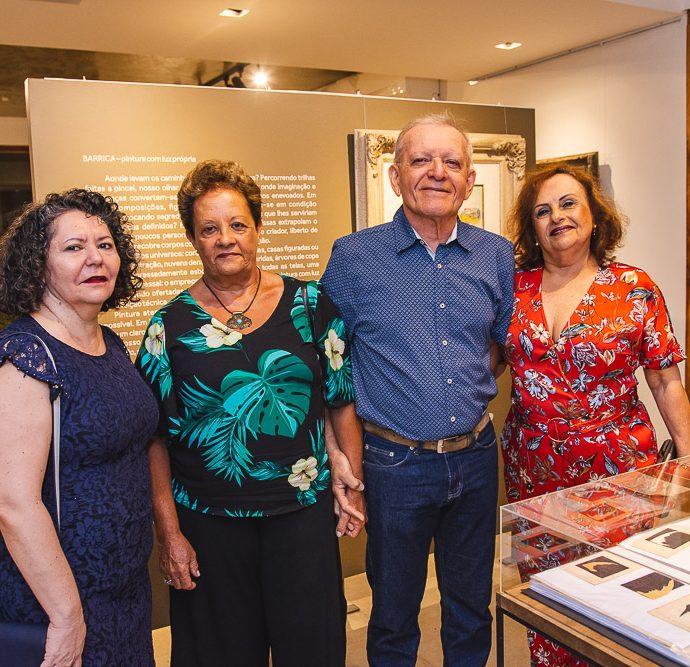 Kadma Marques, Ana Nery, Clidenor Capibaribe E Clicia Capibaribe