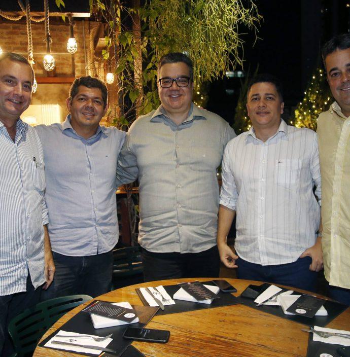 Kalil Otoch, Ricardo Goncalves, Ticiano Rego, Romulo Vasconcelos E Andre Aguiar