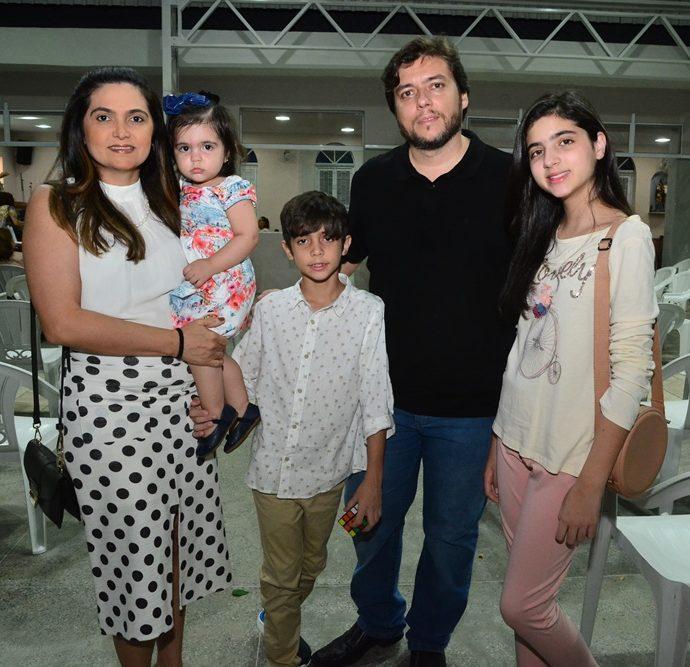 Karina, Esther, Vittorio, Arthur E Valentina Dallolio