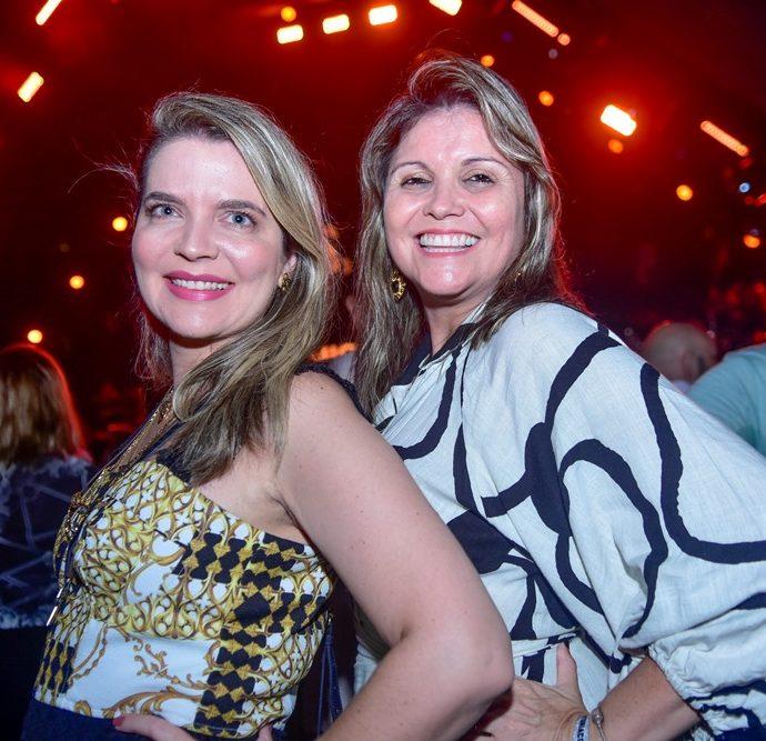 Karizia Ribeiro, Micheline Rocha