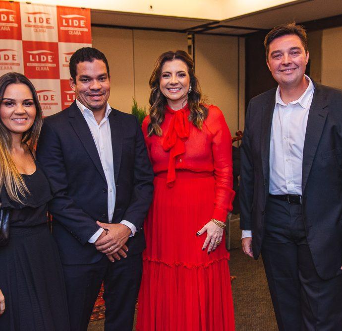 Katerine Queiros, Kaka Queiros, Emilia Buarque E Jorge Jubilato