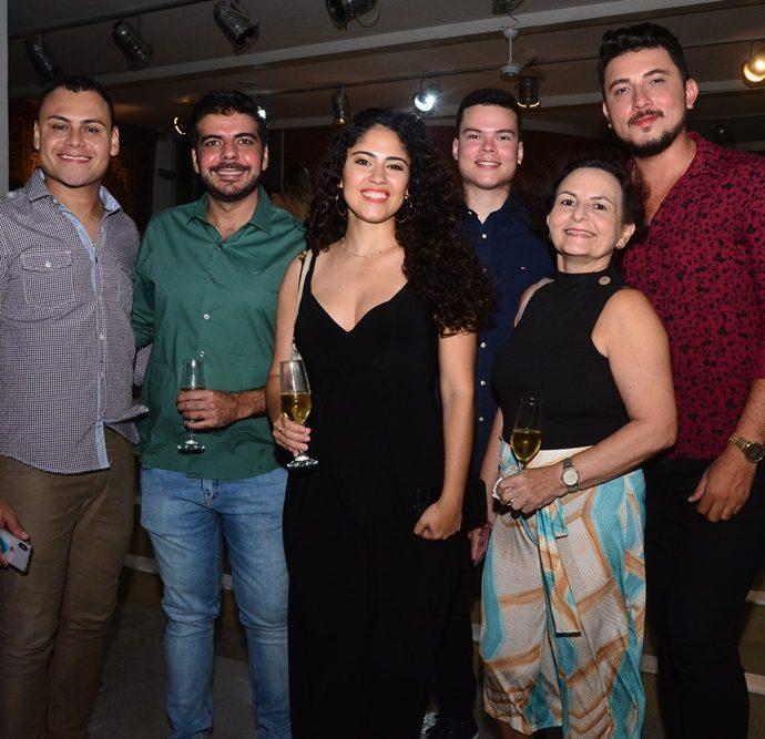 Kildere Ferreira, Berlam Filho, Flávia Machado, Renan Braga, Lídia Militão E Pedro Amarante