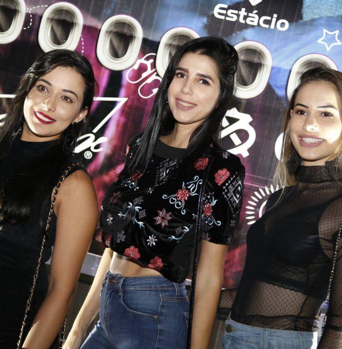 Larissa Barros, Priscilia Stefania E Daniely Lina