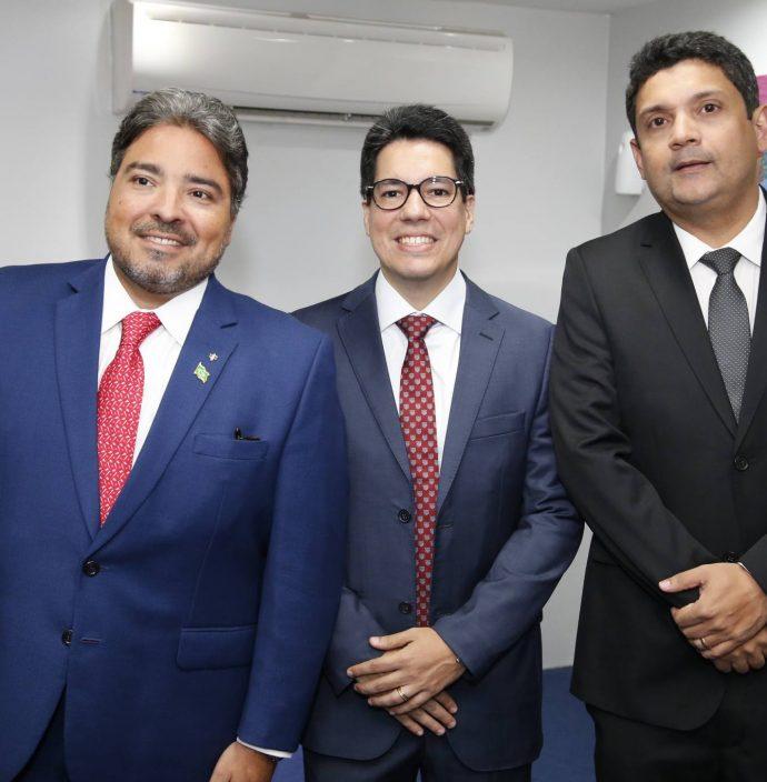 Leandro Vasquez, Andrei Aguiar E Bruno Queiroz