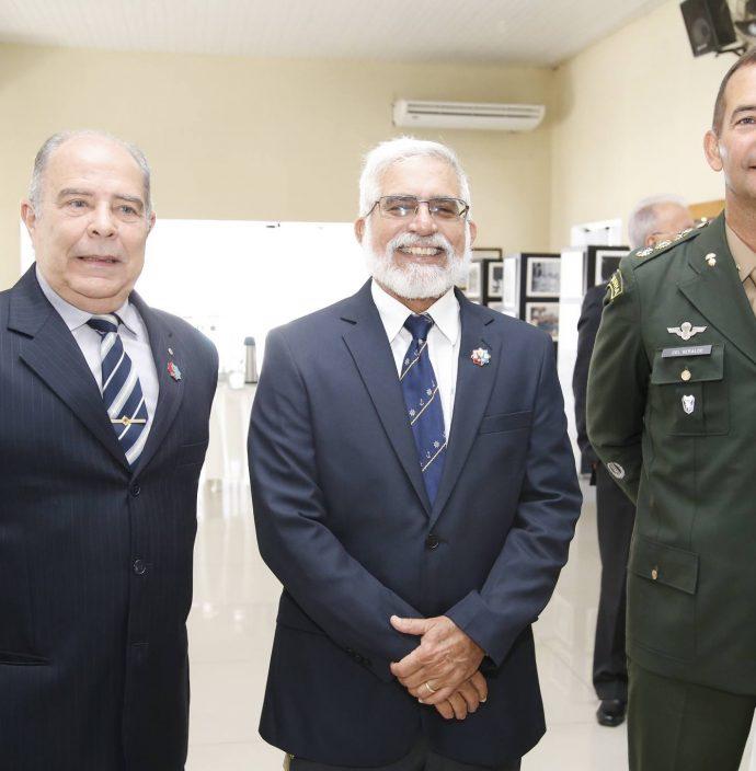 Lencarte Lopes, Manuel Theophilo E Geraldo Pereira