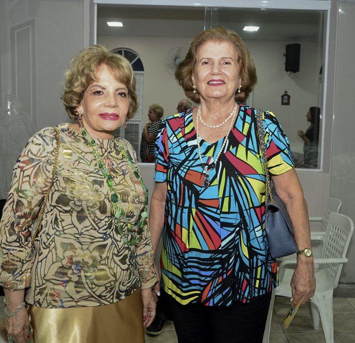 Lenilda Gondim E Hilda Belfort