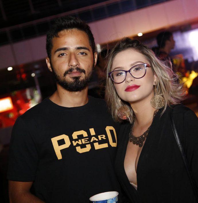 Leonan Alencar E Laura Oliveira