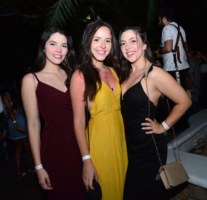Leticia Dias, Marina Josino, Manuela Aires