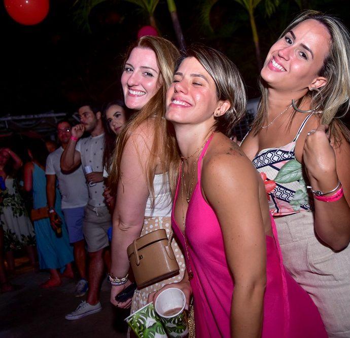 Leuri Barros, Fernanda Lopes, Anna Figueiredo