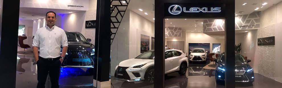 Newland Lexus deu a largada e aposta suas fichas nas vendas de final de ano
