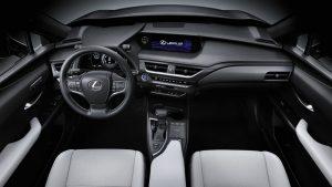 Lexus Ux Driver Inspired Interio