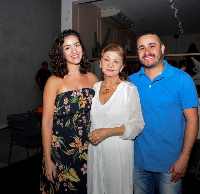 Lia Holanda, Aucy E Igor Ponce