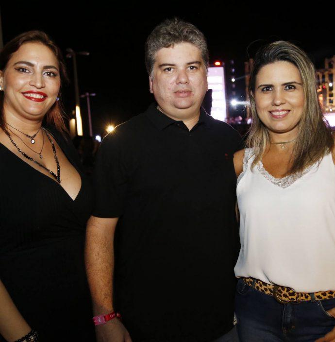 Liana Reis, Carlos Eduardo E Erika Landim