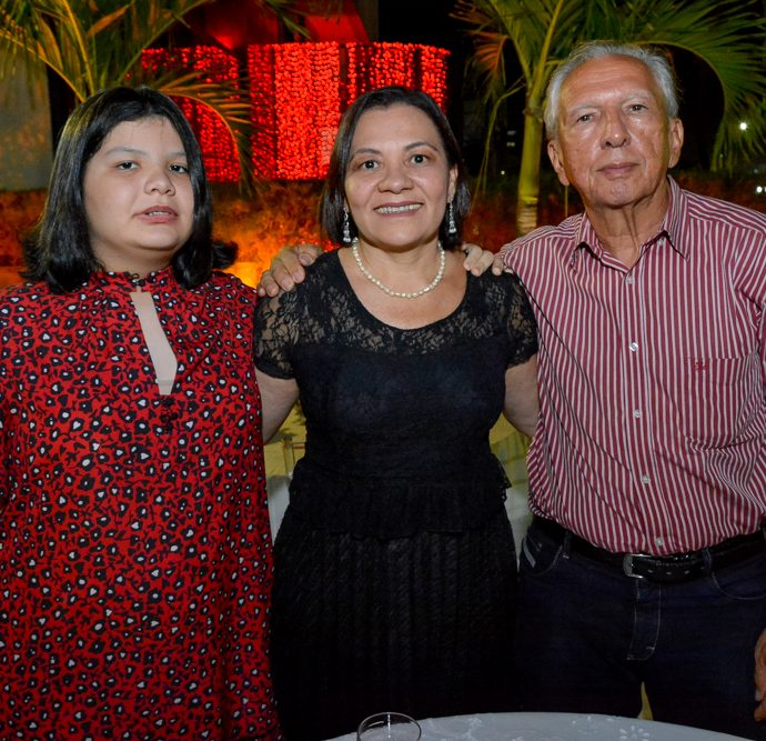 Lidia Ramos, Ivina Siqueira E Wilson Ramos