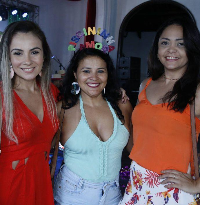 Lidivane Cavalcante, Suely Mesquita E Barbara Marques