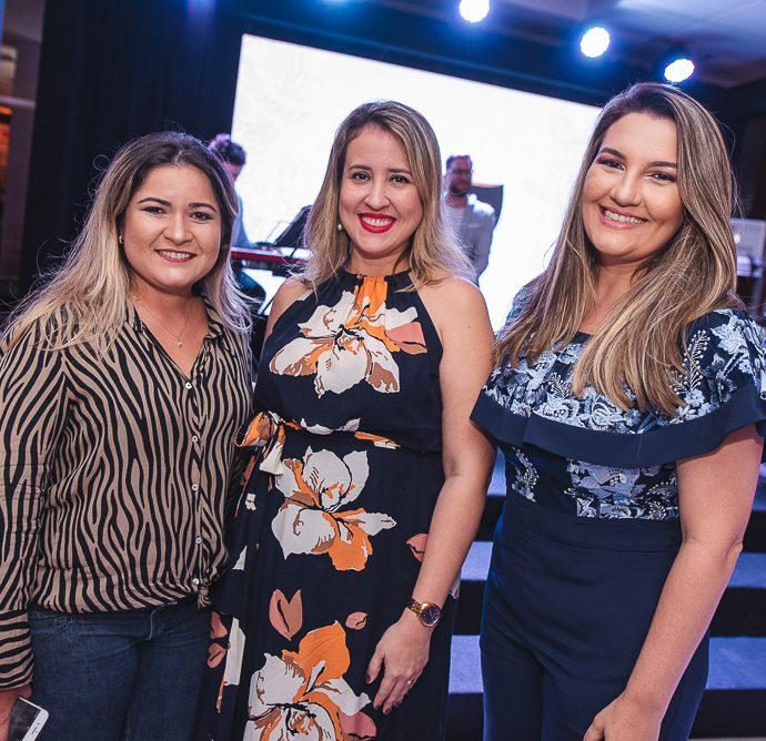 Lidu Figueiredo, Izakeline Ribeiro E Mariana Zasu