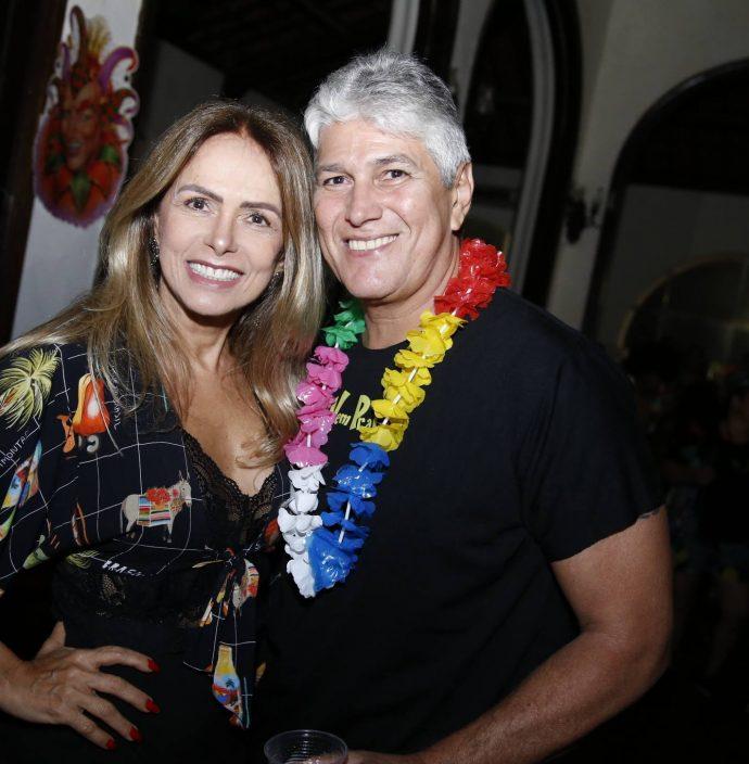 Lilian Albuquerque E Helio Saraiva