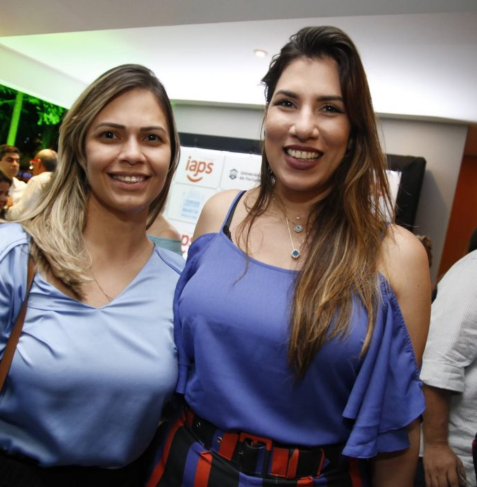 Liliane Chaves E Natalia Fernandes