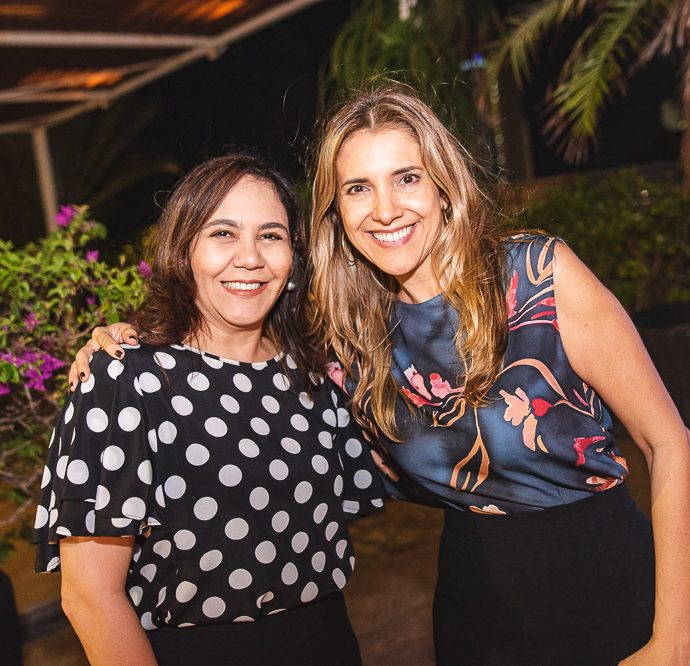 Lina Sales E Eliziane Colares