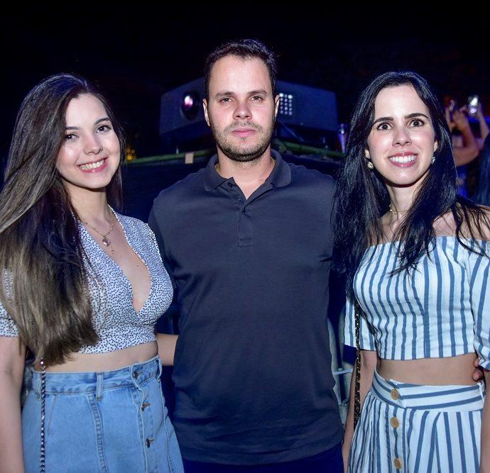 Luana Guimarães, Felipe Rocha, Larissa Rocha