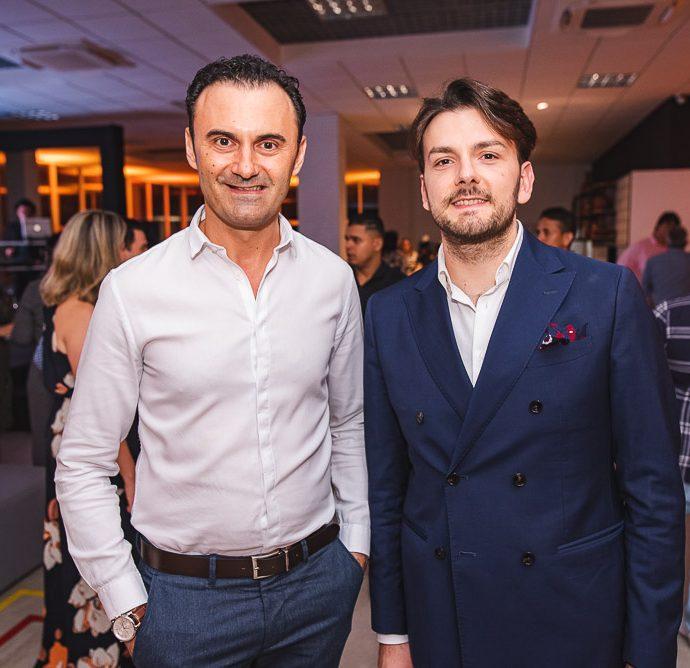 Luca Lunghi E Luciano Calabria