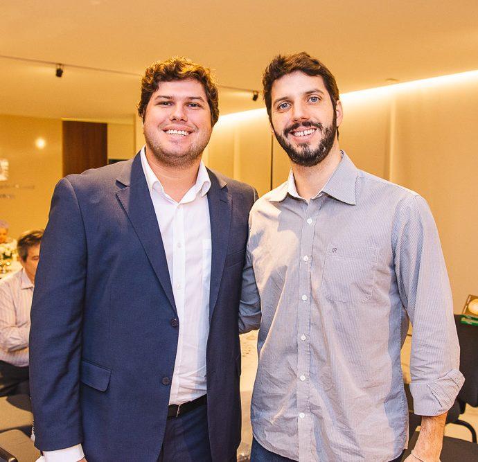 Lucas Rodrigues E Heitor Studart Filho
