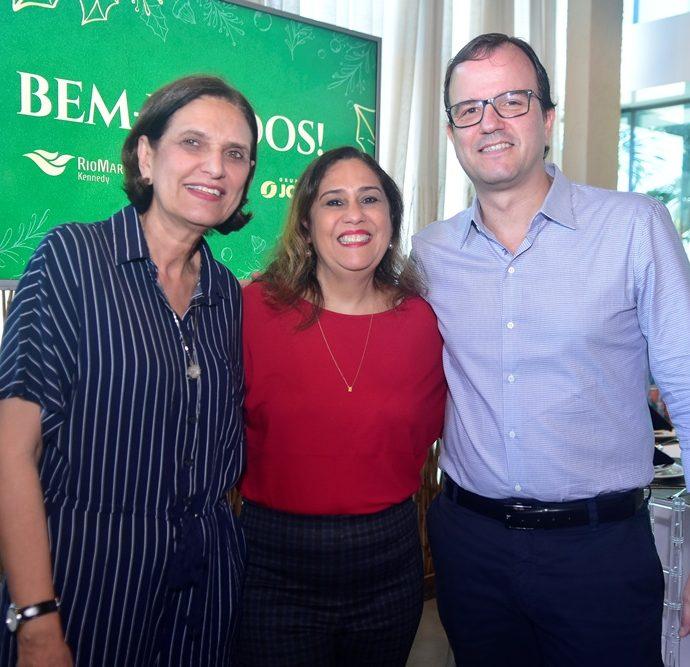 Lucia Ponte, Regina Carvalho, Gian Franco