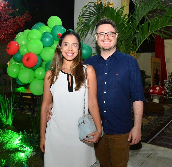 Luciana Barbosa E Filipe Brito