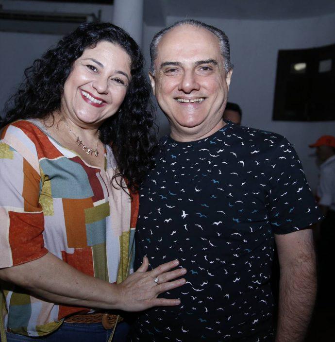 Luciana E Marcelo Aragao