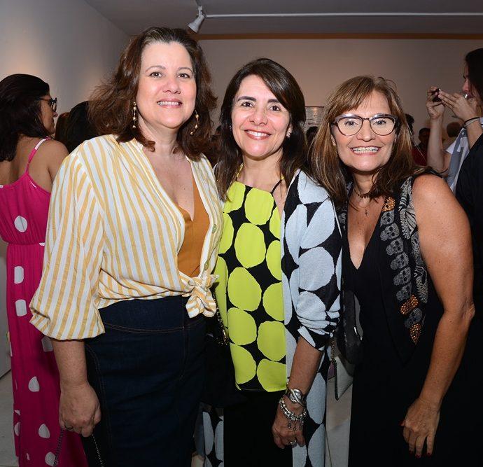 Luciana Eloy, Tania Vasconcelos E Adriana Helena