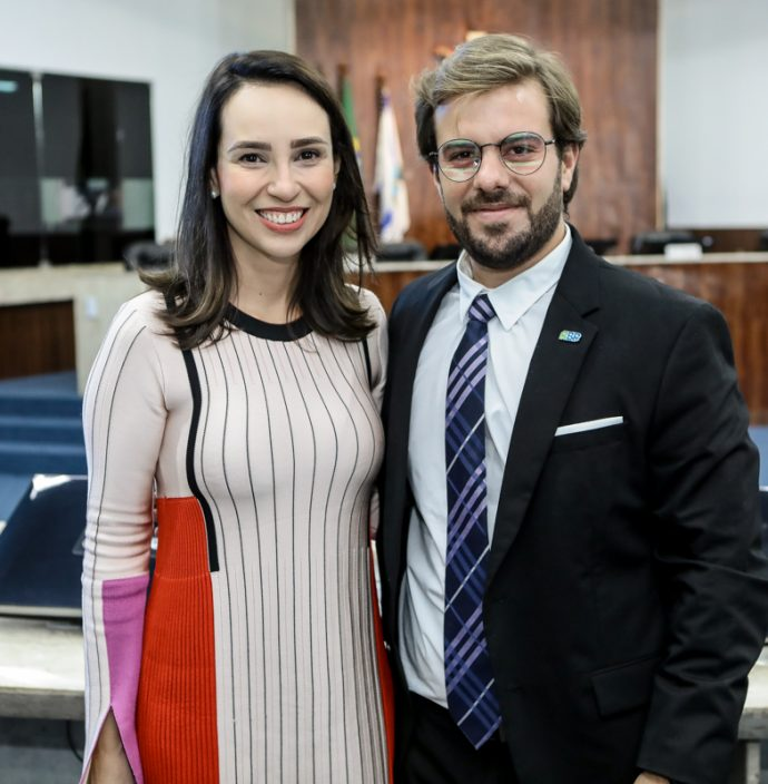 Luciana Lobo E Claudio Nelson