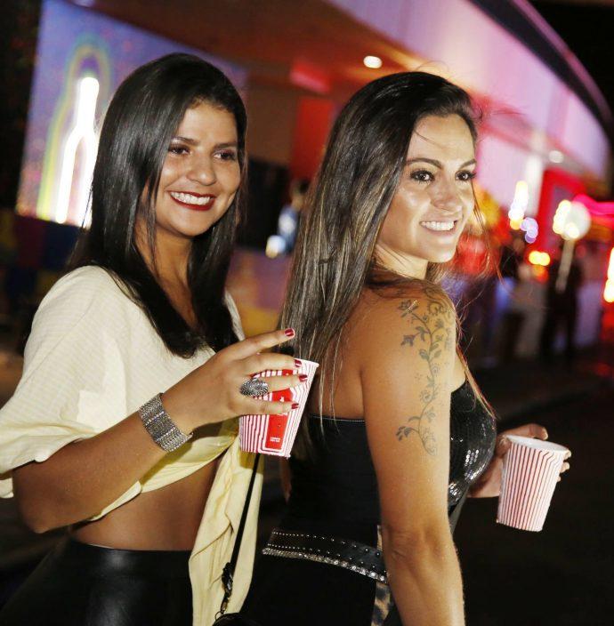 Luciana Santos E Marcela Abreu
