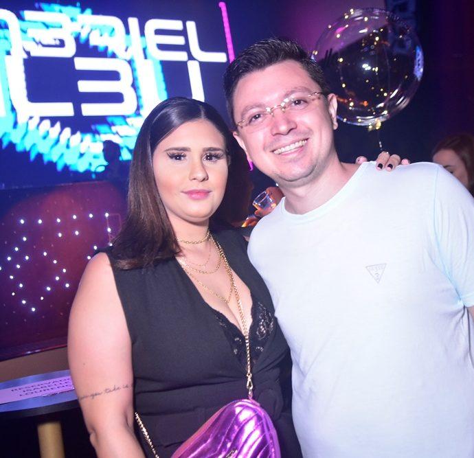 Luciana Verçoza E Samir Festini