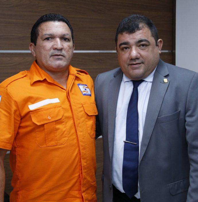 Luciano Agnelo E Raimundo Filho